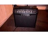 line 6 spider amp £40