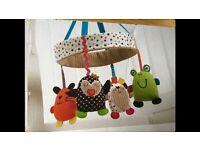 Mamas and papas timbuktales nursery accessories