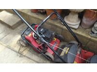 Petrol power garden tools