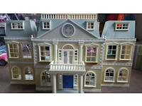 Sylvanian Families Hotel and furniture