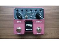 NEW MOOER TENDER OCTAVE PRO,EHX ELECTRO HARMONIX POG CLONE POLY OCTAVER GUITAR BASS PEDAL,NEW IN BOX