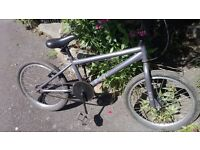 B.m.x Bike not used anymore rides solid