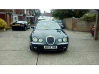 Jaguar. S type 3.0 v6 automatic