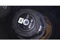 """JBL GT5 10"""" IN A BOX"""