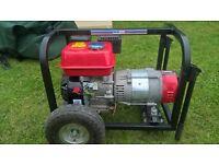 clarke fg2000 2.4kva generator