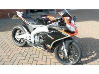 Aprilia rs4 125cc replica