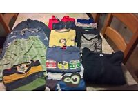 boys 7-8 years clothes bundle