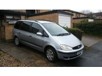 2003 Ford Galaxy ZETEC 1.9TDI
