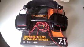 PLantronics Gamecom 780 USB Headset 7.1 Surround.
