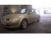 Breaking Renault megane sport 2litre 16v 6 speed whole car breaking call for prices £1