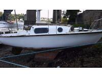 leisure 17 sailing boat
