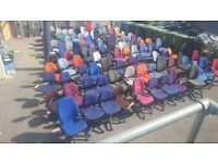 FREE TO COLLECTORS- Various Office Swivel Chairs