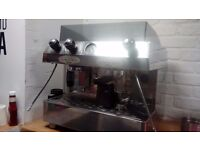 Good condition coffee machine