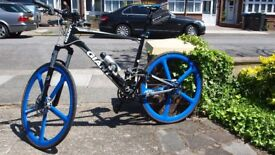 """Giant Anthem X 21"""" Full Suspension Hybrid - Used A1 Condition"""