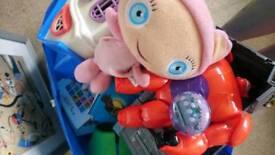 Carboot bundle toys clothes books