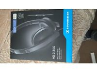 Brand new Seinnheiser headphones