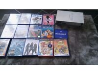 PS2 WITH 13 GAMES