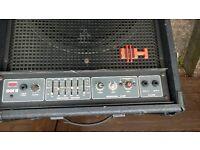 H&H 100 Watt Bass Combo