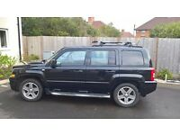 Jeep Patriot 4X4 low mileage , second owner from 2011