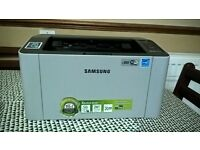 Samsung Xpress M2022w laser wireless monochrome printer Boxed Excellent condition