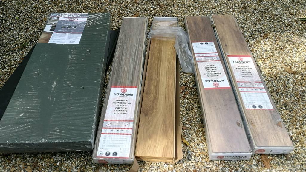 Howden Laminate Flooring In Copthorne West Sussex Gumtree