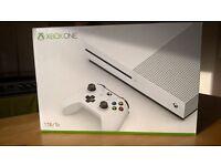 Xbox one S slim 1TB