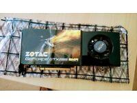Graphics Card ( Zotac GTX285 )