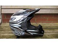 agv moto cross helmet