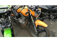 Various Bikes 125cc - 600cc Breaking