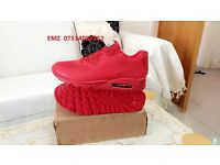 nike air max 90 hyperfuse red independance day all sizes inc delivery paypal x