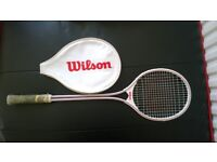 Wilson Racket with cover