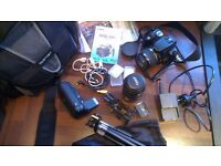 Canon Eos 350d for sale!