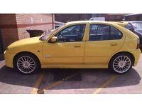 MG ZR 1.4 petrol (105 Bhp)