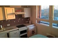 Cheap Shared Room with a Pastry Chef * 2 Single Beds * Twin Room * OVAL * Zone 1/2 * Lovely Flat