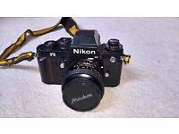 Nikon F3HP 35mm SLR