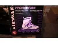 Inline skates, never used, very good condition