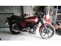 Kawasaki 550GT