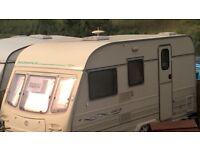 Avondale Dart 440-5 5 Berth Single Axle Caravan in excellent condition