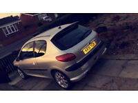 FOR SALE IN NEED OF NEW BRAKES,MOT'D TILL MAR 18 NEEDS TLC.HALF LEATHER INTERIOR,NO V5,180 BHP.