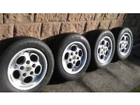 Porsche wheels 3 sets