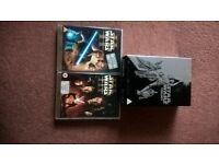 Star Wars DVD's