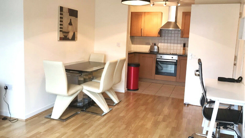 **NEW** 1 bedroom apartment in Canary Wharf - 3 minutes walk to Mudchute Dlr Station