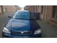 Vauxhall Astra 1.6 Petrol 2000 Year