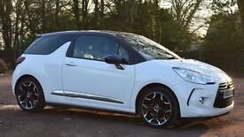 Citroen DS3 1.6L THP DSport - Leather Interior. SatNav.