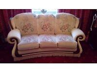 Housing Units 3 Seater Sofa
