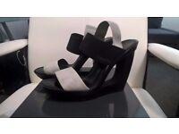 Calvin Klein sandals 5 size