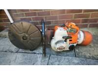 Stihl TS350AVS Petrol Disc Cutter