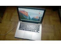 Macbook Pro 13 2.53ghz core 2 duo with Adobe CS6 / Final Cut / Logic Pro / Ableton / MS Office