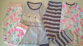 girl's winter clothes 5-6yr