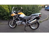 BMW R1200 GS New tyres, new battery, Vario panniers.
